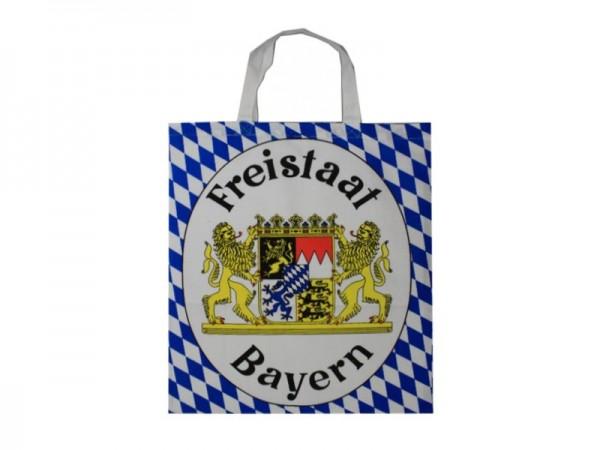 Stofftasche, Raute mit Wappen Nr. 2697