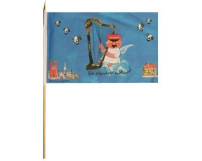 Engel Aloisius Stockflagge Nr. 2128