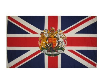 Großbritannien mit königl. Wappen Nr. 2627