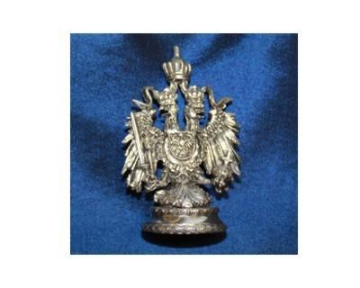 Zinn Figuren: Österr. Doppelkopfadler Nr. 1825