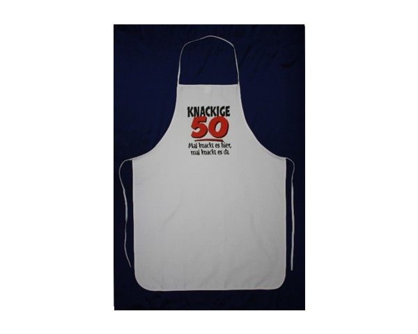 "Schürze Knackige ""50"" Nr. 3201"