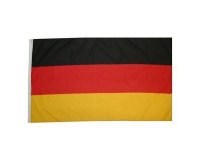 Deutschland ohne Adler Fahne 60 x 90 cm Nr. 11