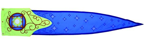 Herr der Ringe Lothlorien Elben Flagge 40 x 200 cm Nr. 3009