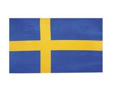 Schweden Nationalfahne Nr. 2131