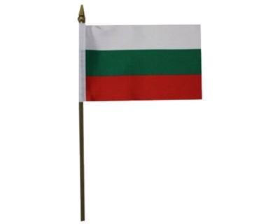 Bulgarien Nationalfahne Nr. 2133