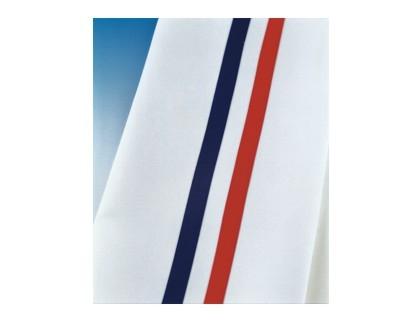Vorbinder mit Frankreich Nationalfarben Nr.02L120F