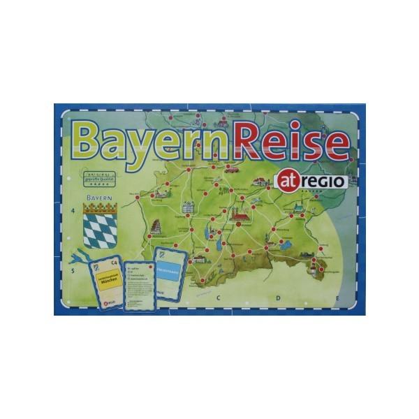 Bayern Reise Spiel Nr. 1795