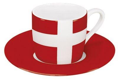 Dänemark Espresso Set Nr. 1540