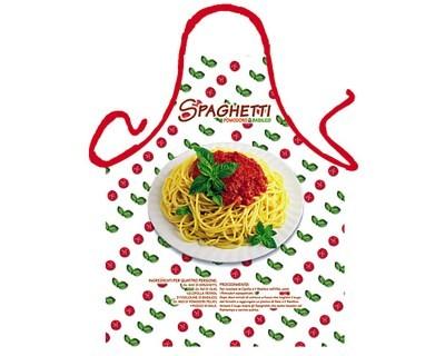 Schürze Spaghetti Nr. 2465