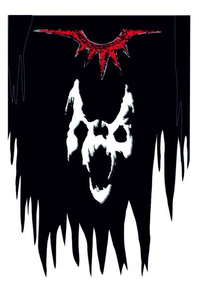 Herr der Ringe Mordor Orcs Flagge 95 x 140 cm Nr. 3015