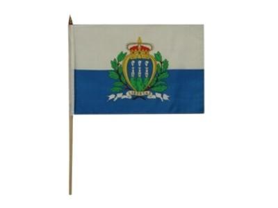 San Marino Nationalfahne Nr. 2203