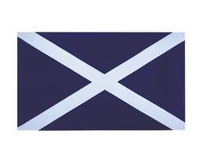 Schottland (Andreas Kreuz) Fahne 90 x 150 cm Nr. 149