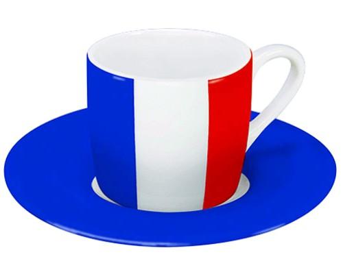Frankreich Espresso Set Nr. 1556