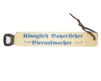 """Flaschenöffner """"Königlich Bayerischer Bieraufmacher"""" Nr. 10017"""