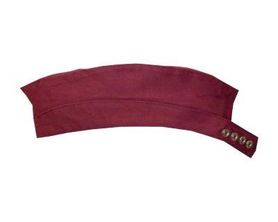 Schiffchen Farbe Bordeaux Nr.1194