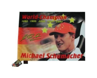 """Michael Schumacher """"World Champion"""" Nr. 2104"""