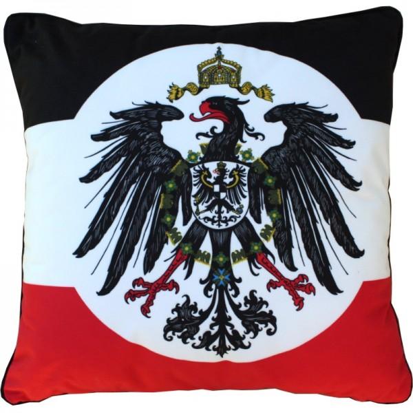 Kaiserliches Kolonialamt Kissen 45 x 45 cm mit Füllung Nr. 3521