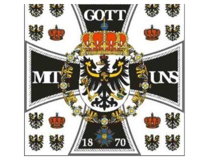 Standarte des Königlichen Hauses 1858-1918 Nr. 1956