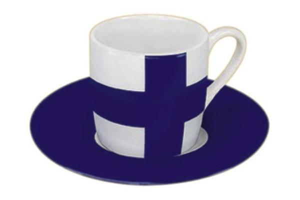 Finnland Espresso Set Nr. 1557
