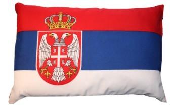 Kissen Serbien Nr. 3169