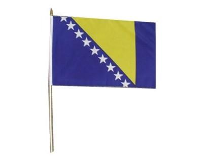 Bosnien-Herzegowina (neu seit 1998) Nationalfahne Nr. 2148