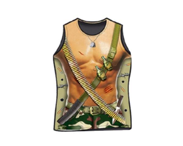 T-Shirt MilitaryMann Nr. 3272