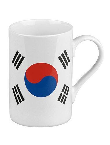 Südkorea Becher Nr. 1161