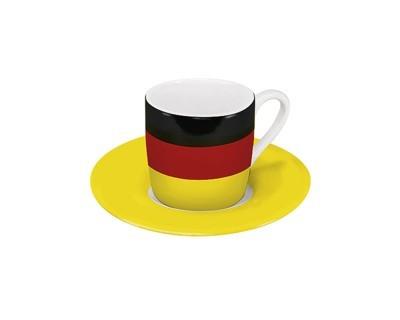 Deutschland Espresso Set Nr. 3386