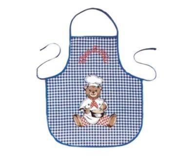 Schürze Kinder Kleiner Kochbär Nr. 2308