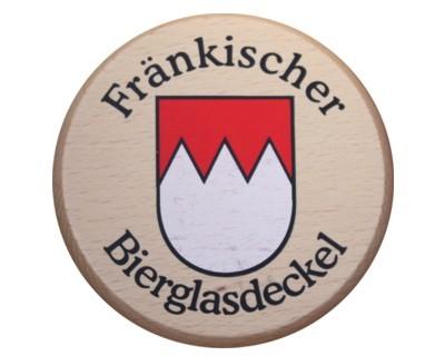 Bierdeckel, Frankenwappen Nr. 10015