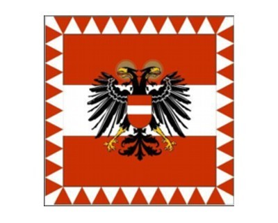 Militärstandarte Österreich 1934-38 Nr. 3099