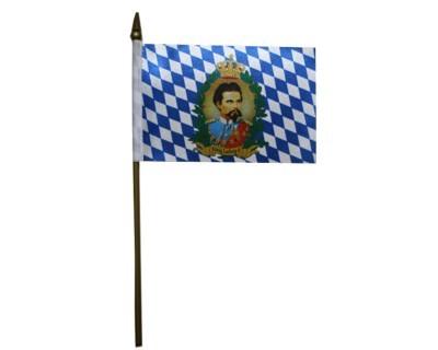 König Ludwig Tischfahne Nr. 2815