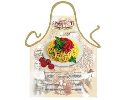 Schürze Spaghetti - Italia Nr. 2452