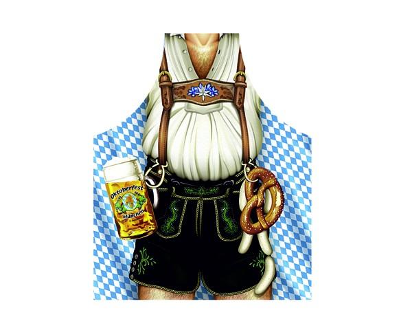Oktoberfest Mann Schürze Nr. 2317