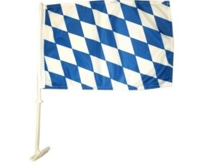 Autofahne Bayern Raute Nr. 2405