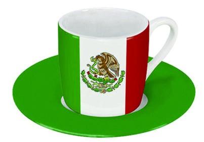 Mexiko Espresso Set Nr. 1536