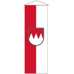 Franken Minibanner mit Wappen Nr. 1895