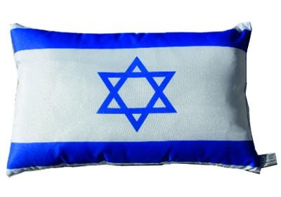Kissen Israel 26 x 35 cm. Nr. 1183