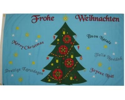 Weihnachtsbaum 90 x 150 cm Nr. 2336