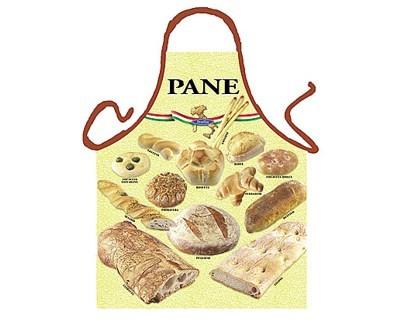 Schürze Pane - Brot Nr. 2455