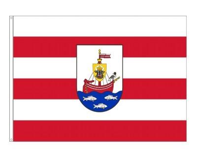 Wismar mit Wappen Nr. 2588