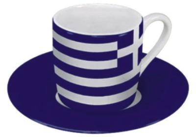 Griechenland Espresso Set Nr. 1538