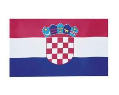 Kroatien Fahne 90 x 150 cm Nr. 362