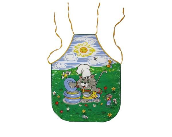 Schürze Kinder Kochkatze Nr. 3289