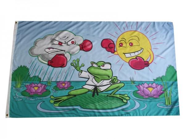 Wetterfrosch Flagge Nr. 3582