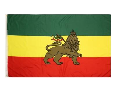 Äthiopien mit Löwe Nr.1606