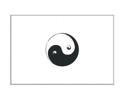 Yin Yang Nr. 2854