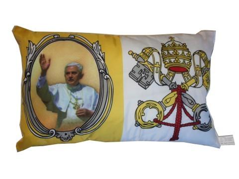 Kissen Vatikan mit Papst Nr. 1168