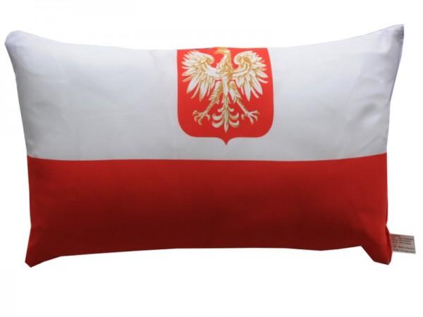 Kissen Polen mit Wappen Nr. 3156