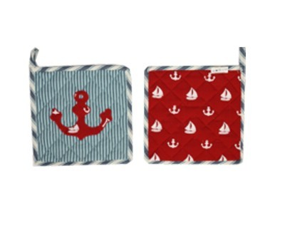 Topflappen Serie Sea Patch Nr. 3070B